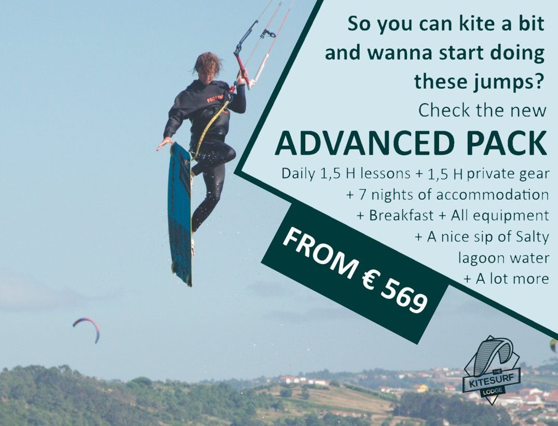 Advanced kite promotion