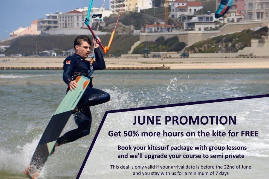 June promotion